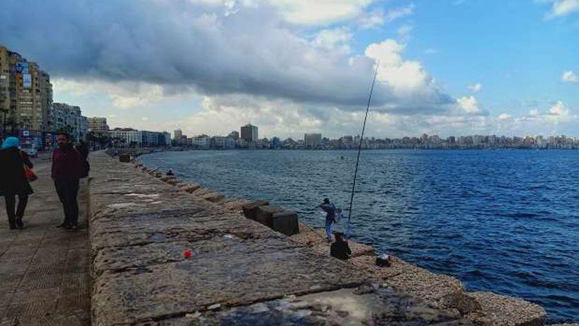 طقس الإسكندرية اليوم السبت