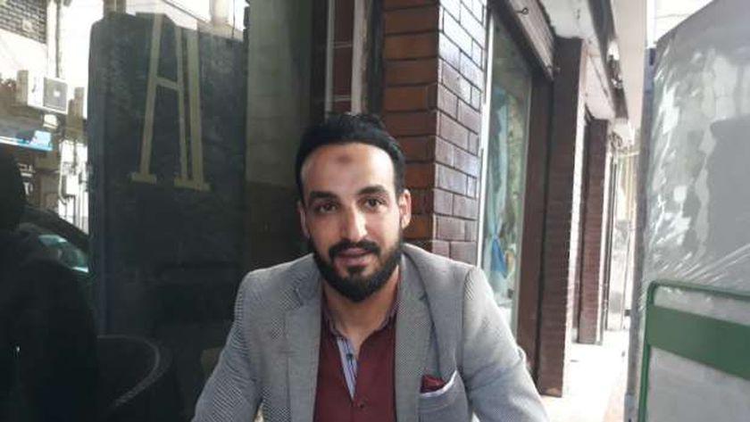 محمد عاطف محامي منار سامي فتاة التيك توك