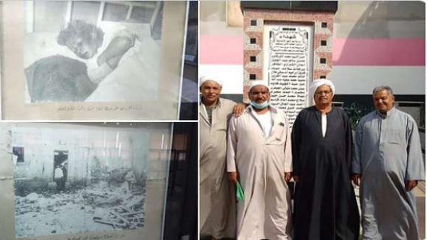 بعد 51 عاما.. مصابو مدرسة بحر البقر يروون تفاصيل المذبحة الإسرائيلية