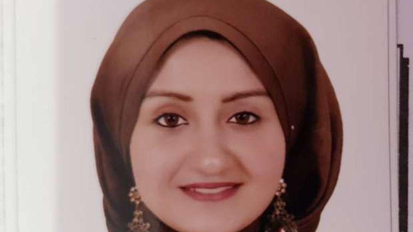 الدكتورة دعاء درويش، أخصائي التغذية العلاجية والعلاج الطبيعي في كفر الشيخ