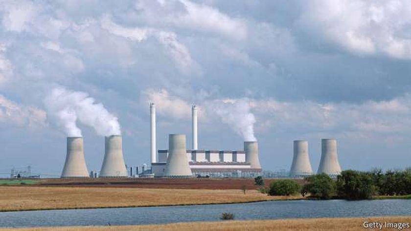 انبعاثات المصانع في جنوب إفريقيا