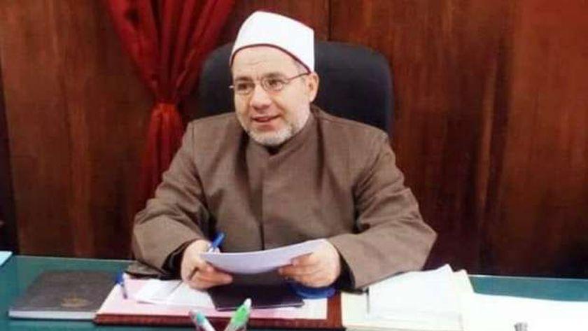 الشيخ السيد محمد - وكيل وزارة الأوقاف بالغربية