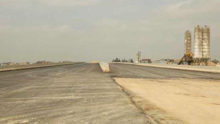 طريق كفر الشيخ- دسوق