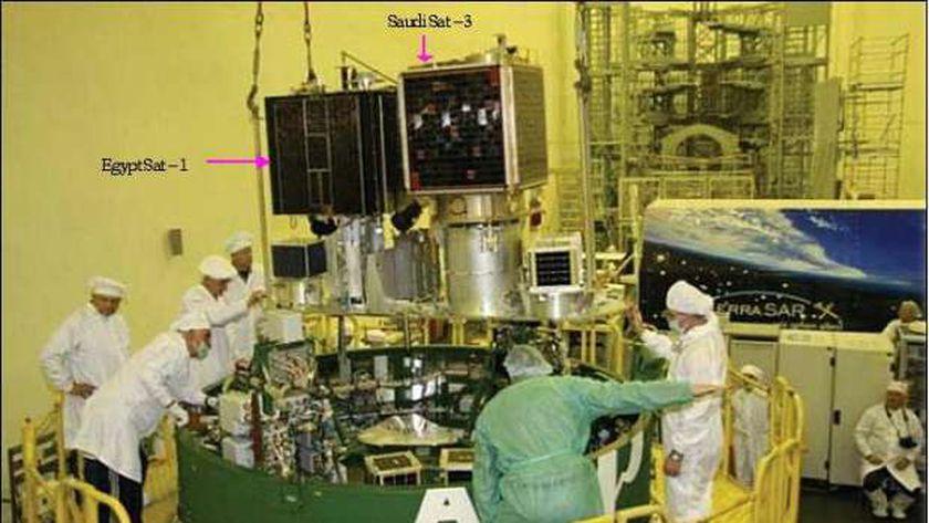 قمر صناعي - صورة أرشيفية