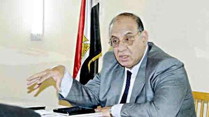 طلعت عبدالقوى رئيس اتحاد الجمعيات الأهلية