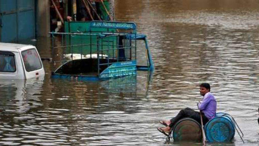 إجلاء جماعي في إقليم البنجاب بباكستان بعد تحذير من فيضانات جديدة