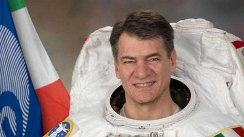 رائدالفضاء الإيطالي باولو نيسبولي