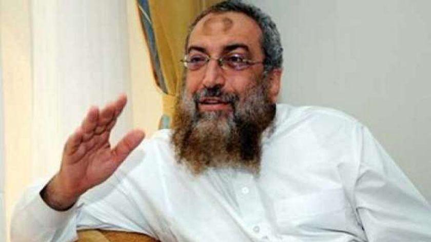 ياسر برهامي نائب رئيس مجلس إدارة الدعوة السلفية