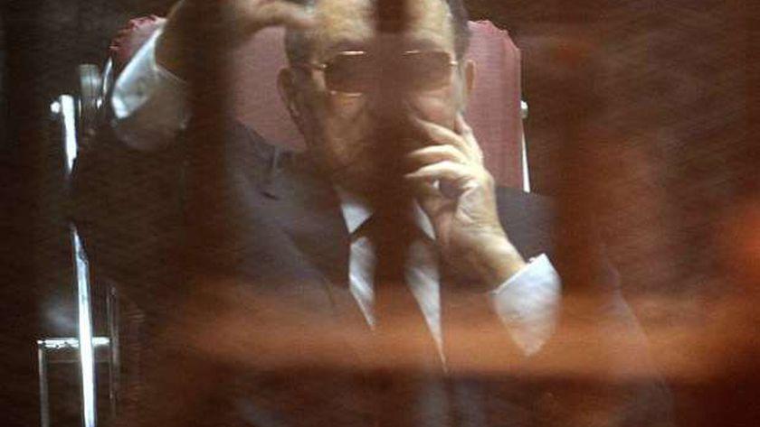 آخر جلسة من محاكمة الرئيس الراحل حسني مبارك