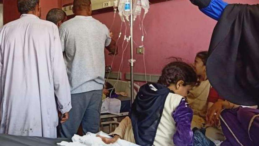 مواطنون مصابون بتسمم