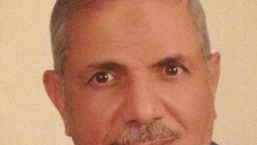 الراحل أحمد متولي الشعراوي