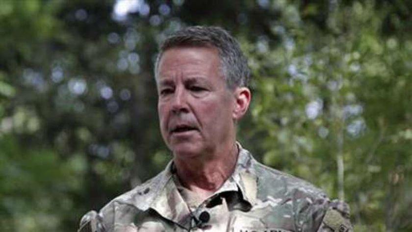 قائد القوات الأمريكية في أفغانستان الجنرال أوستن ميلر