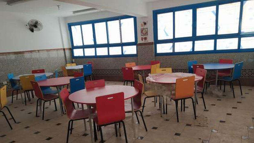 المدارس المصرية اليابانية تستعد للعام الدراسى