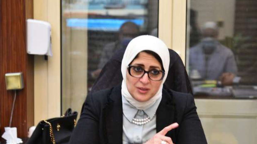 وزيرة الصحة تهنئ السيسي على نجاح مصر المبهر في تنظيم مونديال اليد - مصر - الوطن