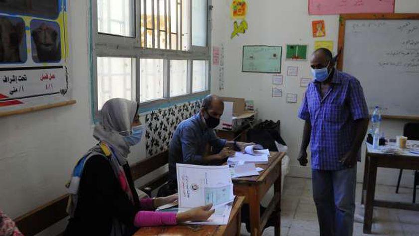 صورة من الانتخابات البرلمانية