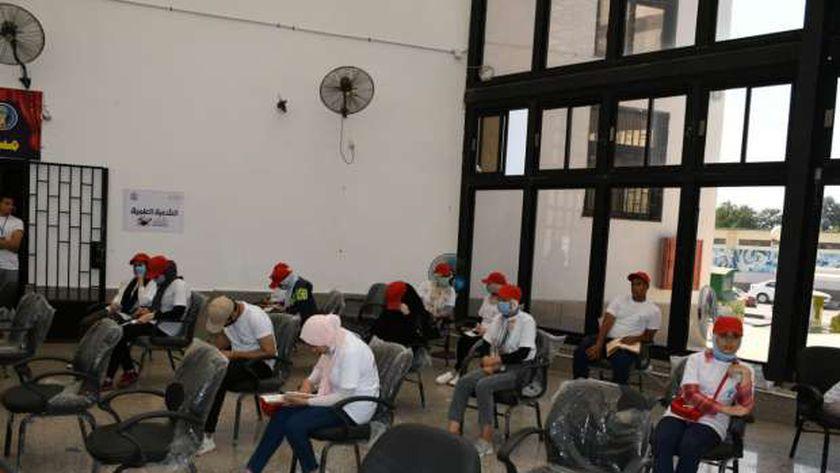 امتحانات جامعة قناة السويس