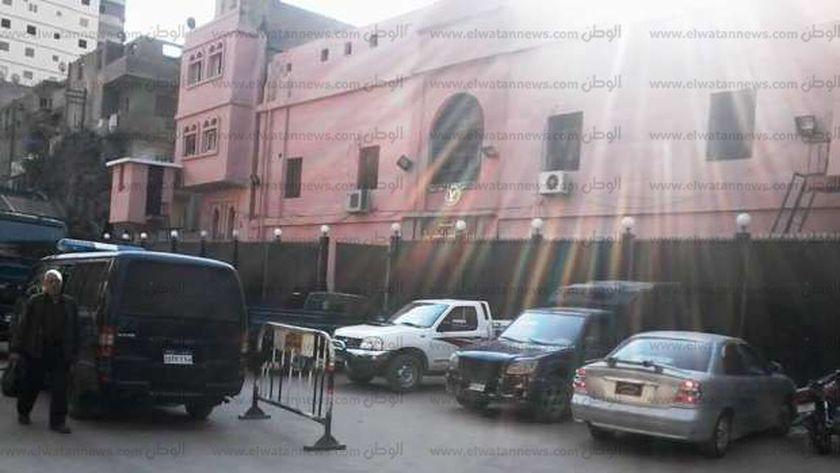 قسم شرطة المطرية بعد افتتاحه