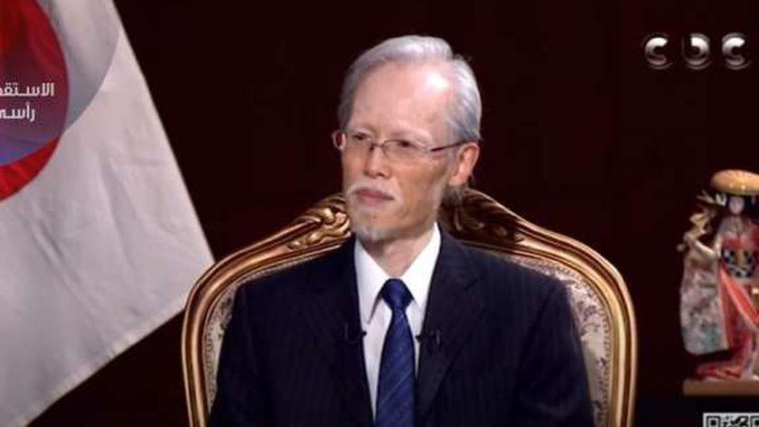 سفير اليابان في القاهرة، نوكي ماساكي