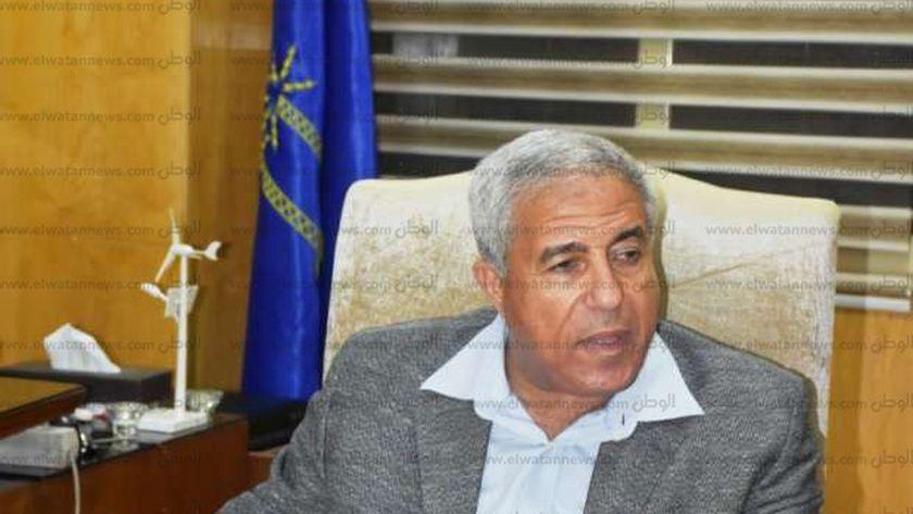 أحمد إبراهيم محافظ أسوان