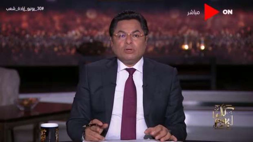 الإعلامي خالد أبوبكر