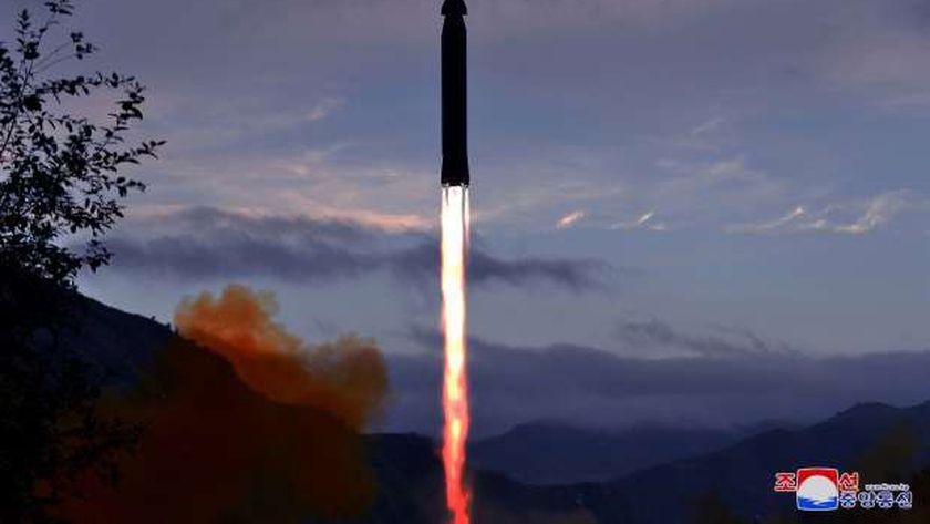 صاروخ كوريا الشمالية- أرشيفية