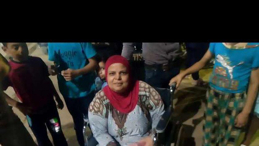 نادية عمر