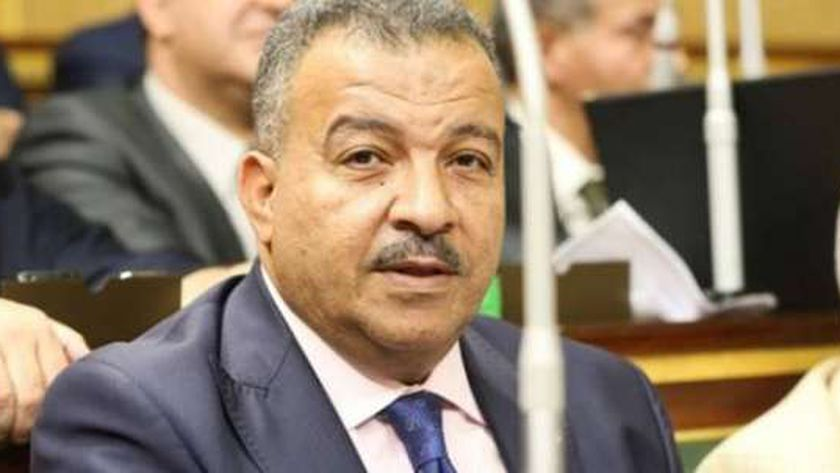 الدكتور محمد العماري أمين جزب مستقبل وطن بالأقصر
