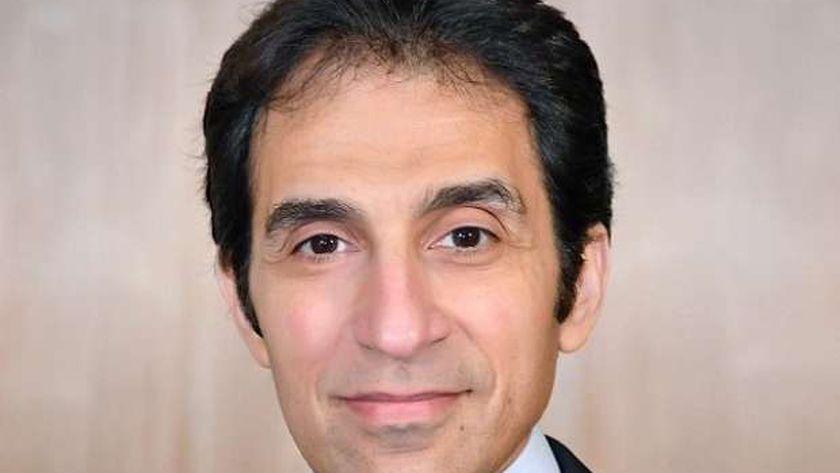 السفير بسام راضي، المتحدث الرسمي باسم رئاسة الجمهورية