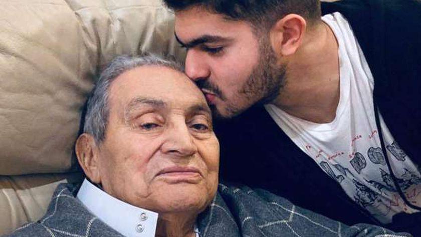 عمر علاء مبارك