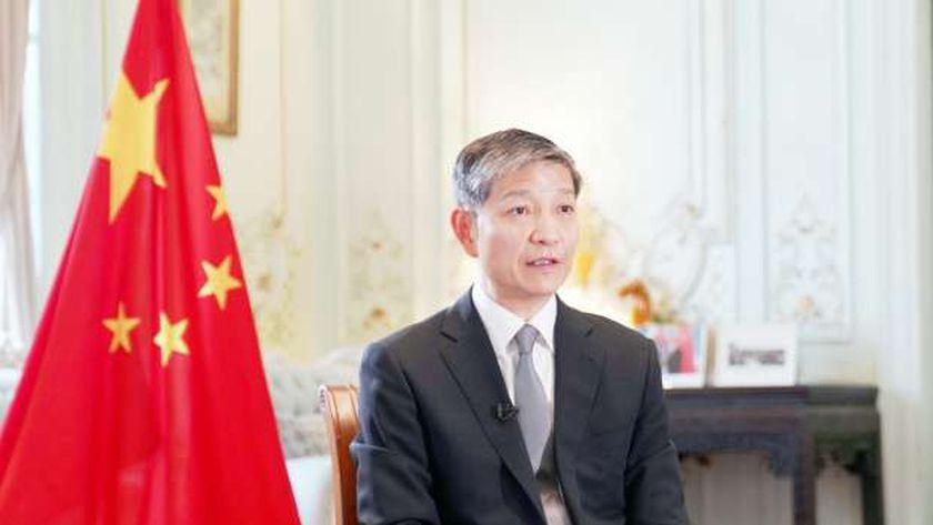 صورة سفير الصين في القاهرة: قدمنا لقاحات كورونا لـ53 دولة نامية – العرب والعالم