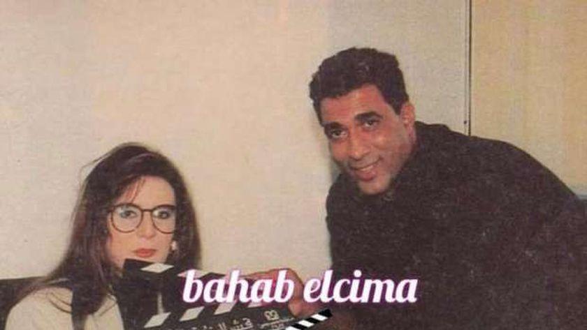 احمد زكي ورانيا