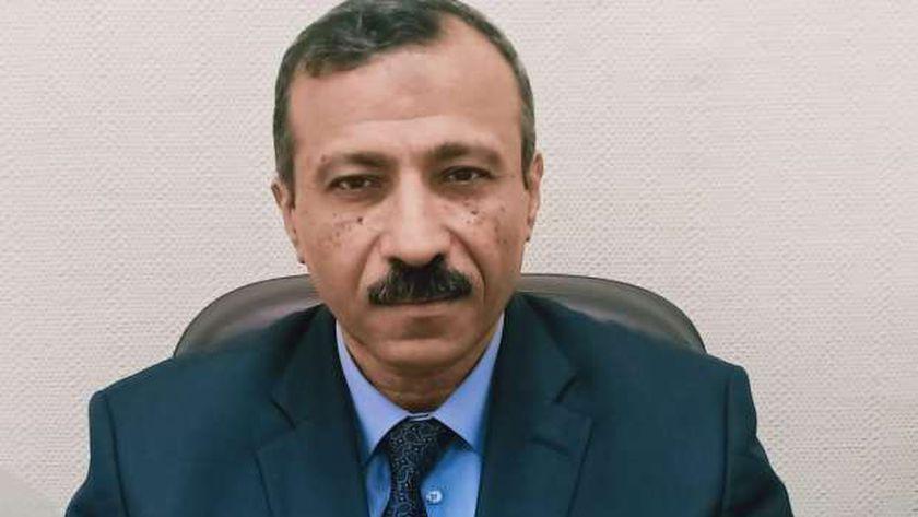 الدكتور طارق عوض، المتحدث الرسمي باسم مبادرة إحلال المركبات بوزارة المالية