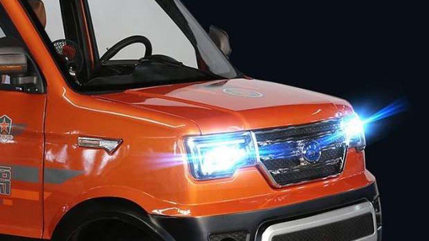 السيارات الكهربائية الجديدة
