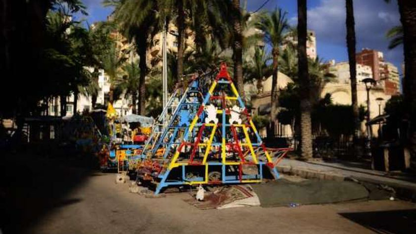 ملاهي أبو العباس في الإسكندرية