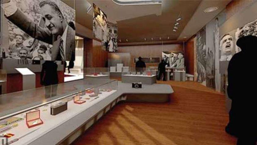 متحف جمال عبدالناصر