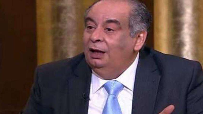 الكاتب والروائي يوسف زيدان
