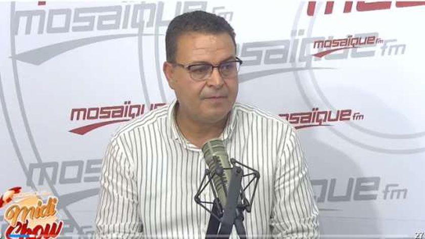 زهير المغزاوي، القيادي في حركة الشعب التونسي