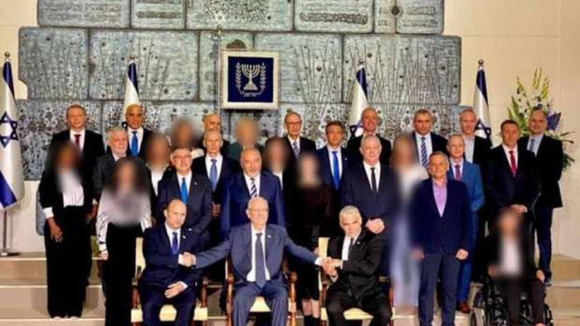 الحكومة الإسرائيلية الجديدة