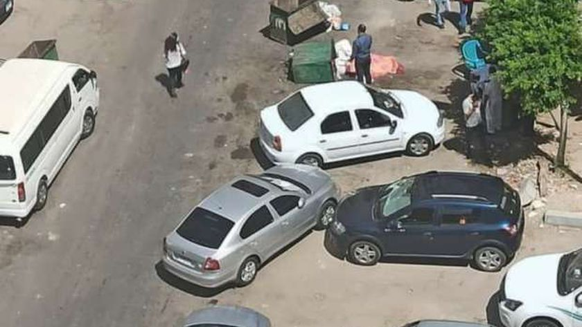 العثور على جثة سيدة مقسومة في صندوق القمامة في الإسكندرية
