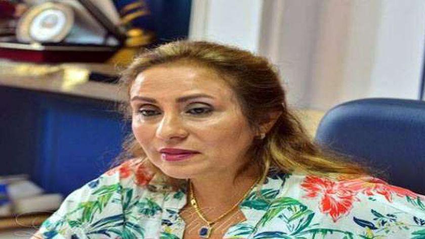 دكتورة نائلة فاروق