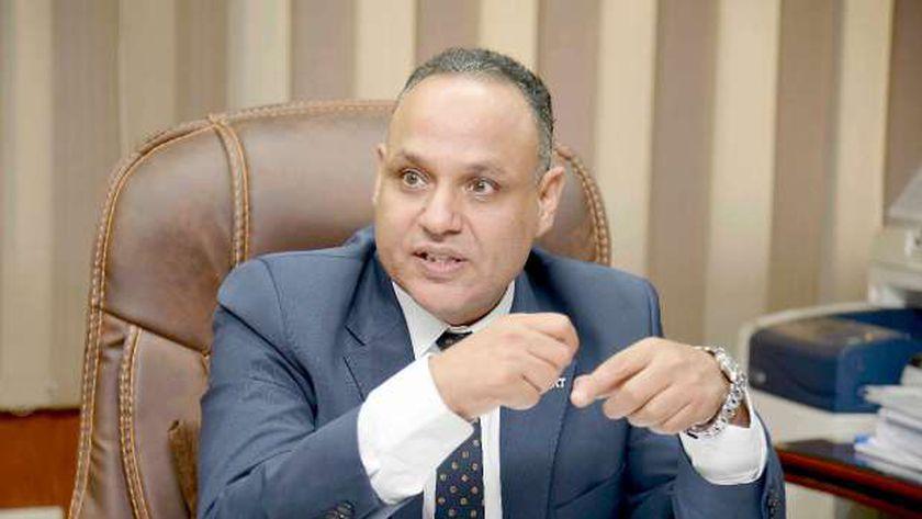 الدكتور محمود صقر.. رئيس أكاديمية البحث العلمى