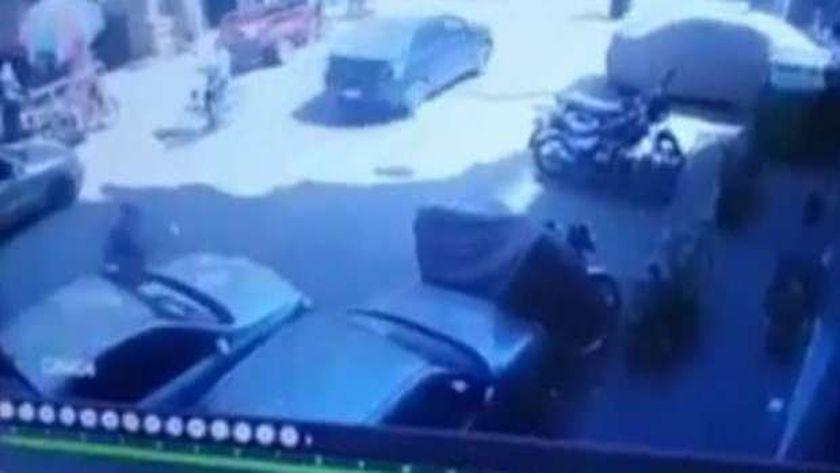 حادث دهس الشرقية