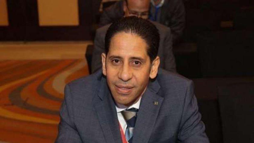 الأستاذ الدكتور مجدي عبدالحميد