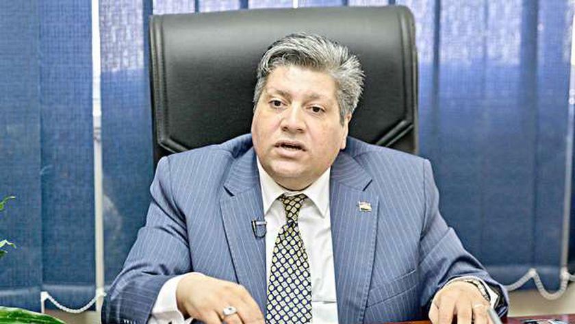 خالد قاسم المتحدث باسم التنمية المحلية