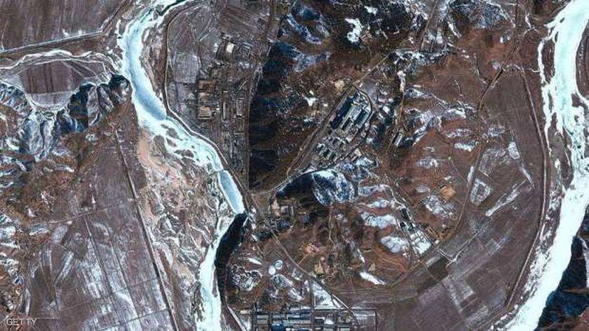 موقع نووي في كوريا الشمالية
