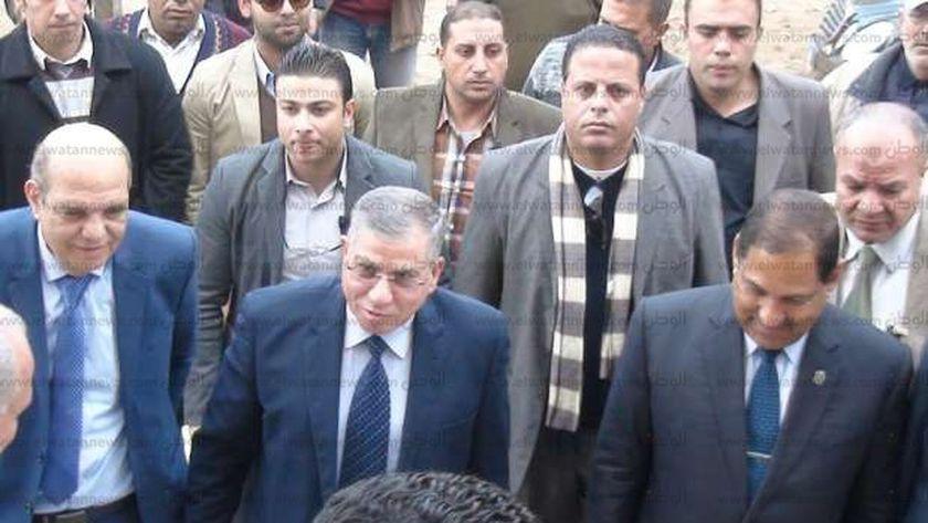 محمد علي مصيلحي - وزير التموين