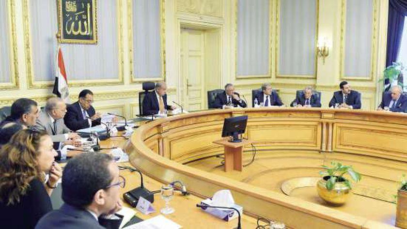 مجلس الوزراء ارشيف