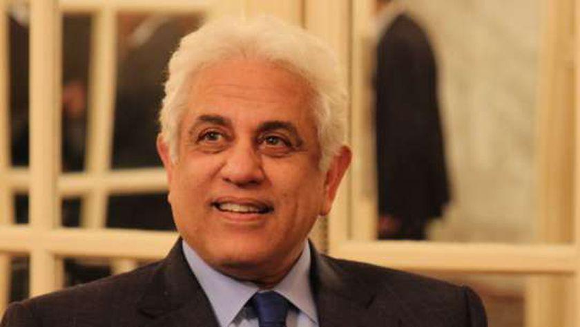 الدكتور حسام بدراوي