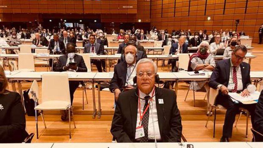 المستشار الدكتور حنفي جبالي رئيس مجلس النواب