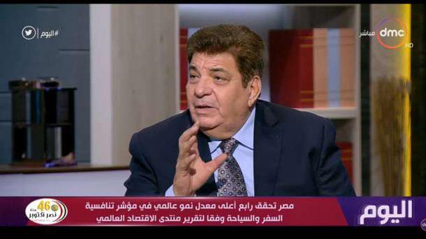 محمد عثمان رئيس لجنة تسويق السياحة الثقافية